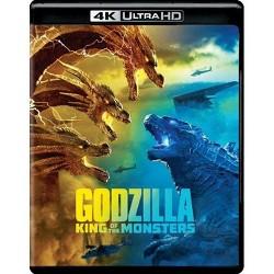 Godzilla: King Of The Monsters (4K/UHD)