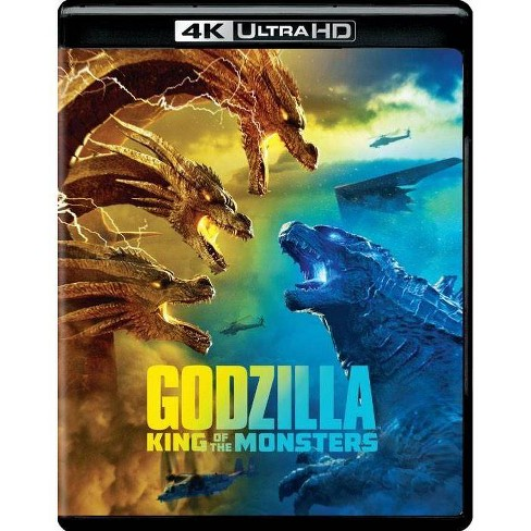 Godzilla: King Of The Monsters (4K/UHD) - image 1 of 1