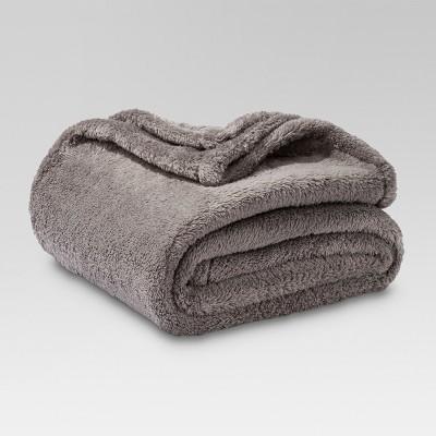 Fuzzy Blanket Throw Threshold