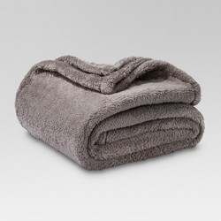 Fuzzy Blanket Throw Blanket - Threshold™
