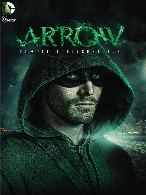 Arrow:Seasons 1-3 (DVD) - image 1 of 1