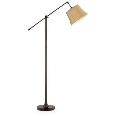 Floor Lamp - 65  - Light Blue - Ore International