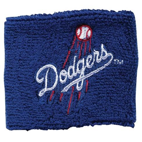 MLB Los Angeles Dodgers Wrist Bands - image 1 of 2