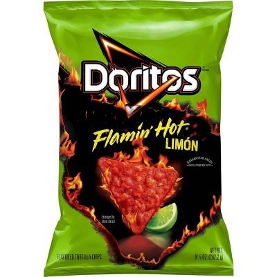 Doritos Flamin Hot Limon - 9.75
