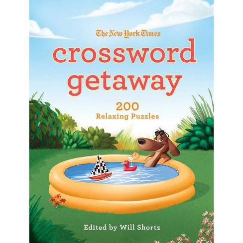 The New York Times Crossword Getaway - (Paperback) - image 1 of 1