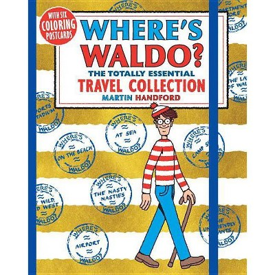 Where's Waldo? : The Totally Essential Travel Collection (Paperback) (Martin Handford)