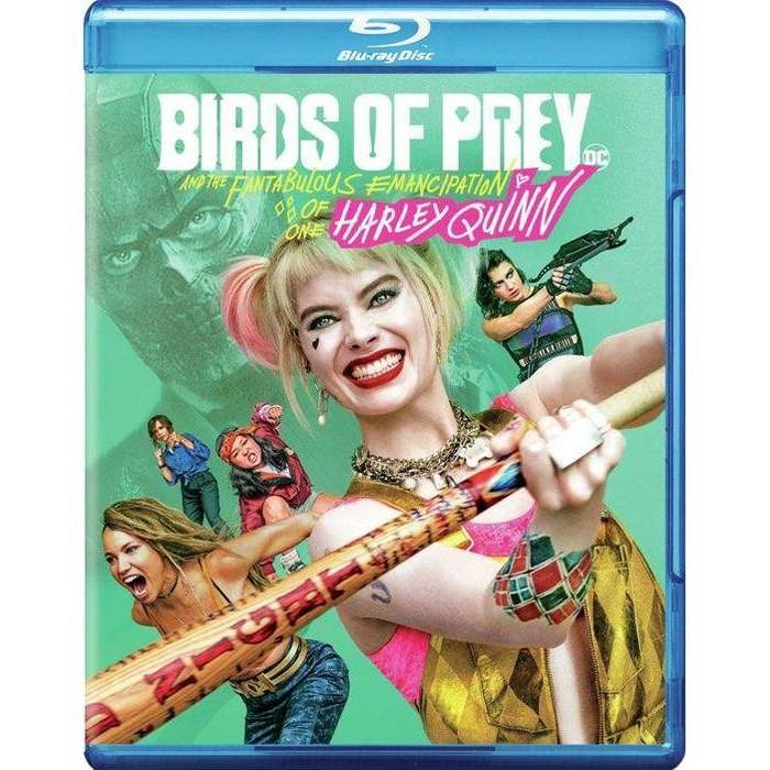 Birds Of Prey : Target