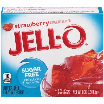 what is diet jello