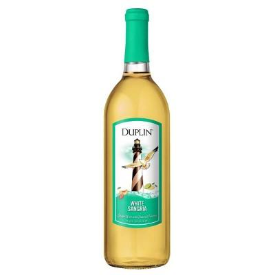 Duplin White Sangria Grape Wine - 750ml Bottle