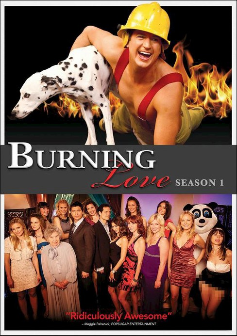 Burning Love: The Complete First Season - image 1 of 1