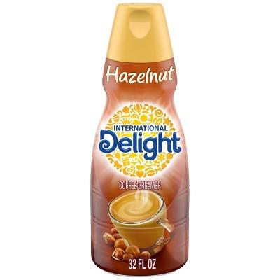 International Delight Hazelnut Crème Creamer - 1qt