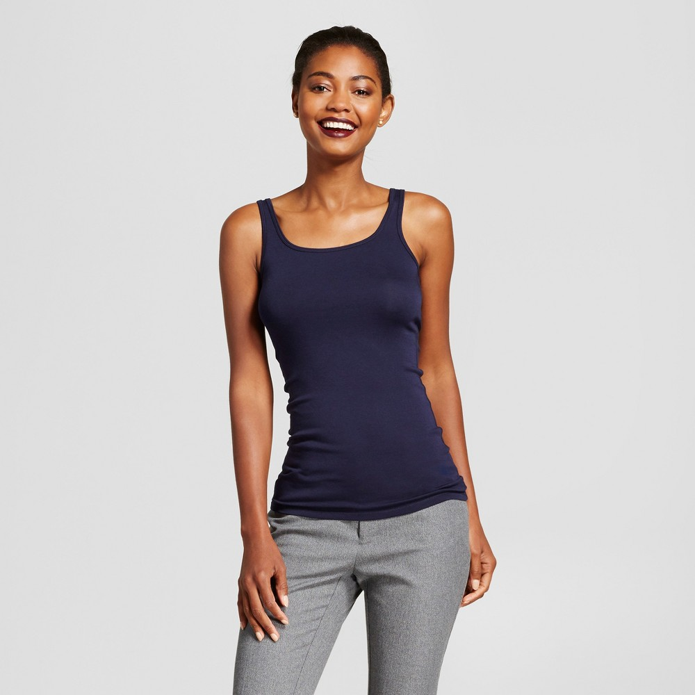 Women's Any Day Tank - A New Day Navy (Blue) M