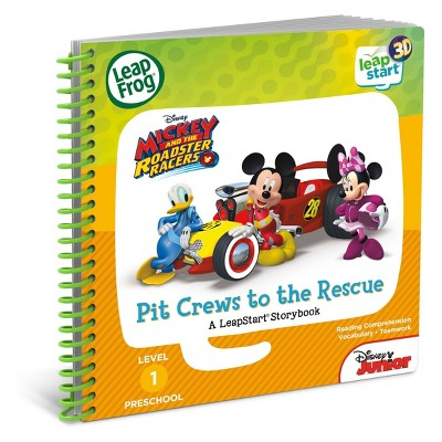 LeapFrog LeapStart Mickey Mouse and the Roadster Racers - 3D