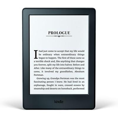 Amazon Kindle Paperwhite E-Reader 6  Wifi - Black