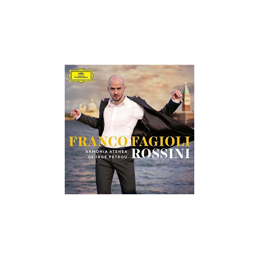 Franco Fagioli - Rossini (CD)