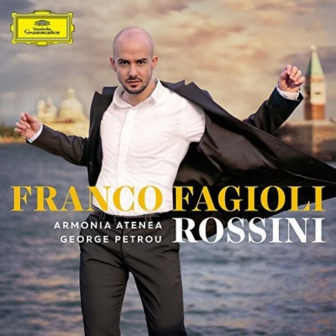 Franco Fagioli - Rossini (CD) - image 1 of 1