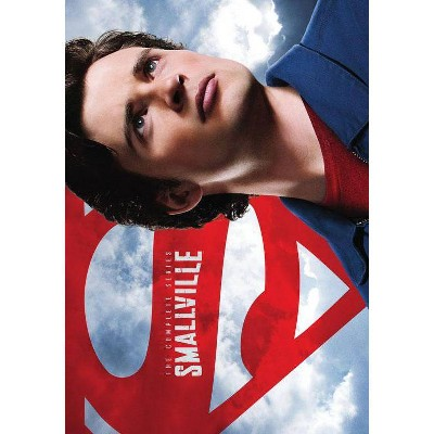 Smallville: The Complete Series (Dvd) by Target