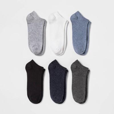 Women's 6pk Low Cut Socks - A New Day™ 4-10