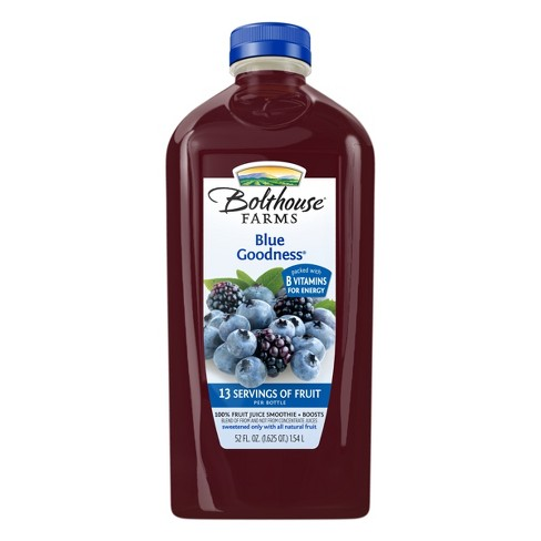 Bolthouse Farms Blue Goodness Fruit Juice Smoothie - 52oz - image 1 of 5