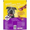 Purina Beggin' Strips Dog Training Treats with Bacon Chewy Dog Treats - image 2 of 4