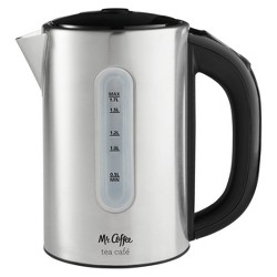 Mr. Coffee Digital Electric Kettle - Stainless Steel BVMC-EKVT100