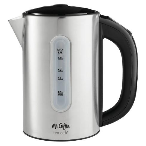 Mr Coffee Digital Electric Kettle Stainless Steel Bvmc Ekvt100