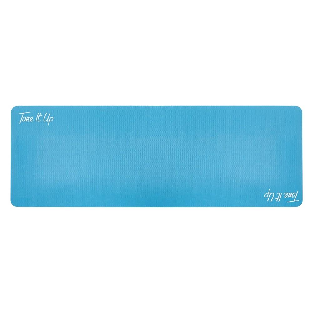 Tone It Up Yoga Mat - Dusty Blue (5mm)