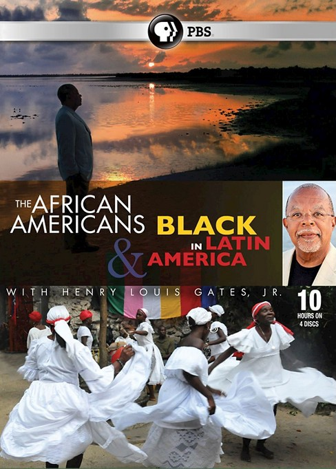 African americans & black in latin am (DVD) - image 1 of 1