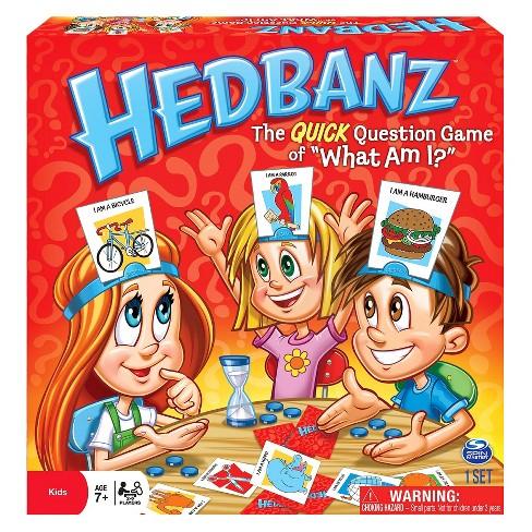 Hedbanz Original Game Target