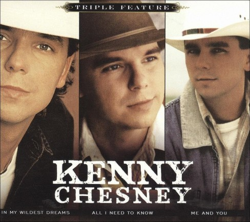 Kenny Chesney - Triple Feature (CD) - image 1 of 1
