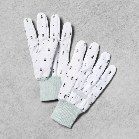 Gardening Gloves White - Hearth & Hand™ with Magnolia - image 1 of 2