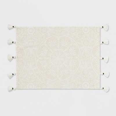 Medallion Placemat Beige - Opalhouse™
