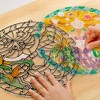 Melissa & Doug Stained Glass Made Easy Activity Kit: Mermaids - 140+ Stickers - image 3 of 4