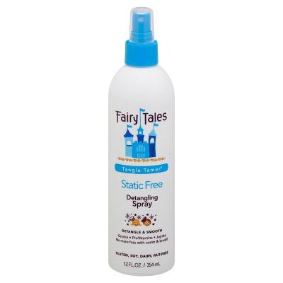 Fairy Tales Static-Free Detangling Spray - 12 fl oz