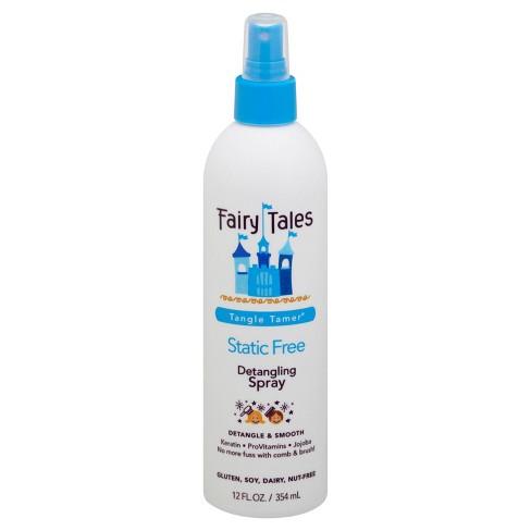 Fairy Tales Static-Free Detangling Spray - 12 fl oz - image 1 of 4