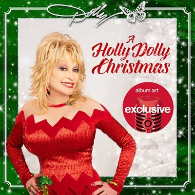 Dolly Parton - A Holly Dolly Christmas (Target Exclusive, CD)
