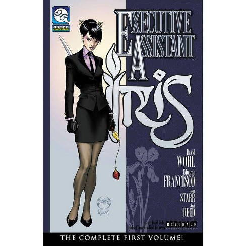 Executive Assistant: Iris Volume 1 - by  David Wohl (Paperback) - image 1 of 1