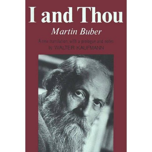 I and Thou - by  Martin Buber (Paperback) - image 1 of 1