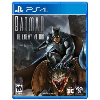 Batman: The Enemy Within - The Telltale Series Season Pass Disc - PlayStation 4