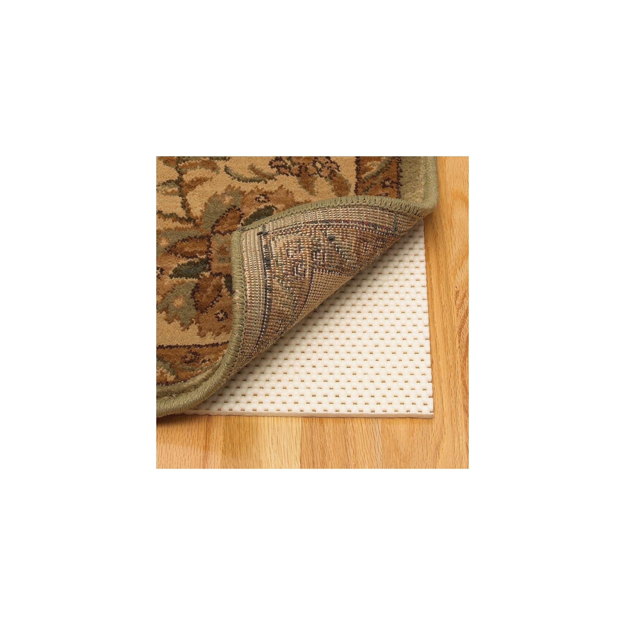 'Mohawk Home Cushion Plus NonSlip Rug Pad - Ivory (1'2''x6'8''), White'