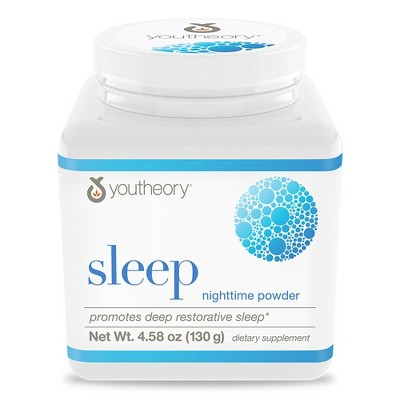 Youtheory Sleep Nighttime Powder - Lime - 4.58oz