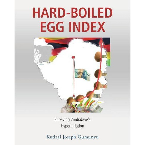 Hard-Boiled Egg Index - by  Kudzai Joseph Gumunyu (Paperback) - image 1 of 1