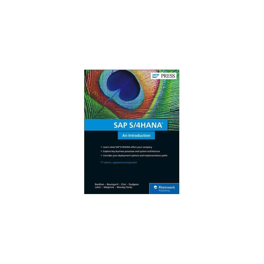 Sap S/4HANA : An Introduction - 3 Exp Upd (Hardcover)