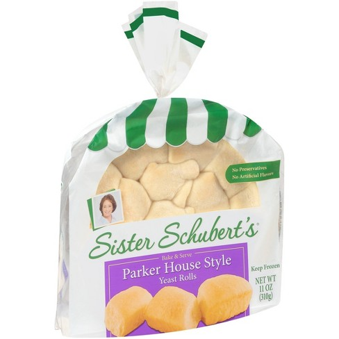Sister Schubert's Parker House-Style Frozen Rolls - 12oz - image 1 of 3