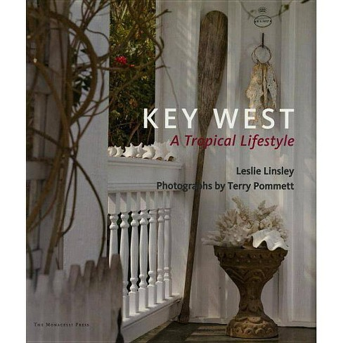 Key West - by  Leslie Linsley (Hardcover) - image 1 of 1