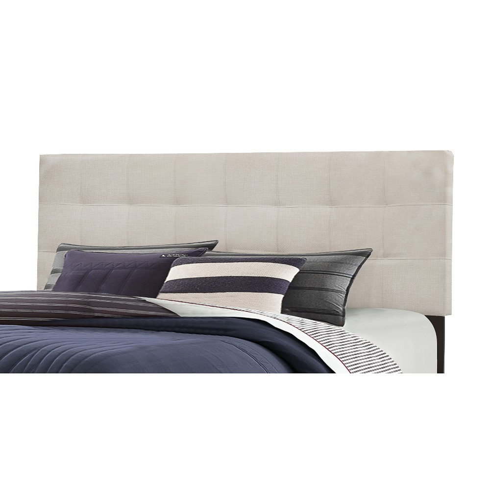 Full/Queen Delaney Headboard Fog - Hillsdale Furniture