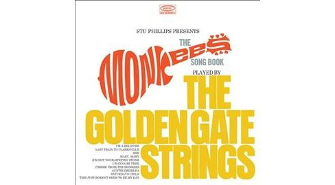 Stu Phillips - Stu Phillips:Monkees/Golden Gate (CD) - image 1 of 1