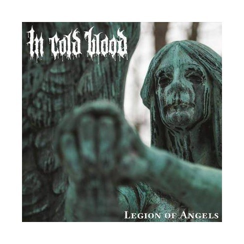 In Cold Blood - Legion Of Angels (CD) - image 1 of 1