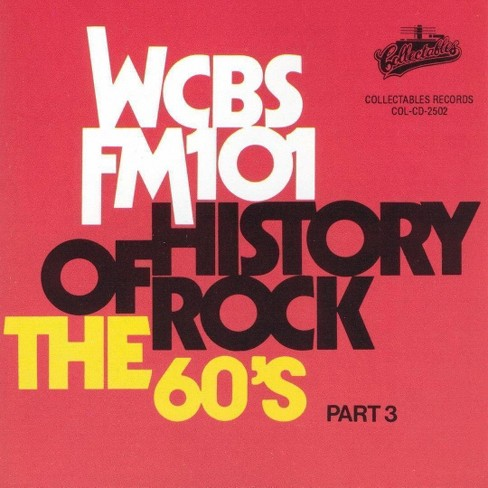 Various - Wcbs 6o's vol 3 (CD) - image 1 of 1