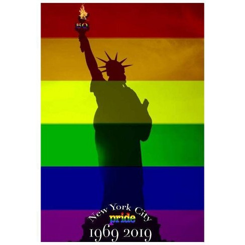 NYC PRIDE 2019 50 commemorative edition journal - by  Sir Michael (Paperback) - image 1 of 1